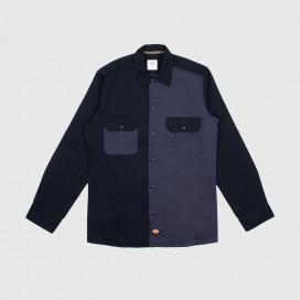 Рубашка Dickies Hardinsburg Navy Blue