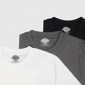 Набор Футболок Dickies T-Shirt Blank Assorted Colour