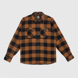 Рубашка Dickies Sacramento Brown Duck