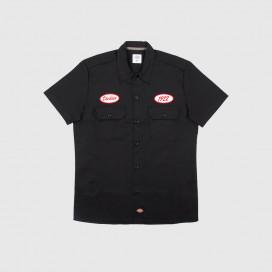 Рубашка Dickies Rotonda South Black