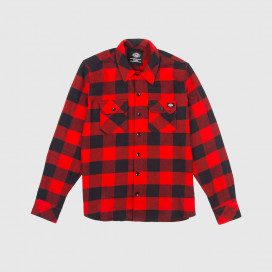 Рубашка Dickies Sacramento Red