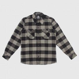 Рубашка Dickies Sacramento Grey Melange