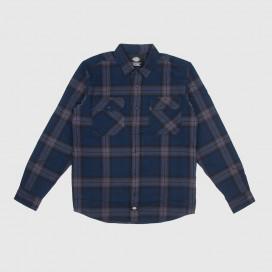 Рубашка Dickies Brownsburg Blue