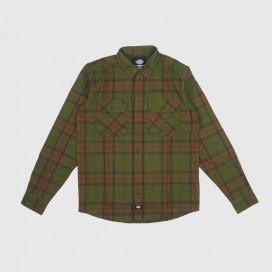 Рубашка Dickies Brownsburg Green