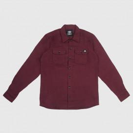 Рубашка Dickies Glenville Maroon
