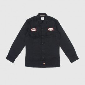 Рубашка Dickies Elliston Black