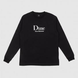 Лонгслив Dime Sous-Vetements L/S Black