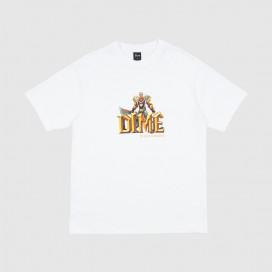 Футболка Dime By Leeroy Jenkins T-Shirt White