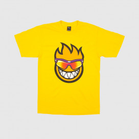 Футболка Dime x Spitfire T-Shirt Yellow