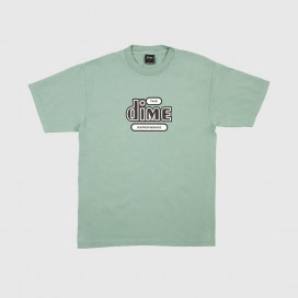 Футболка Dime Experience T-Shirt Washed Green