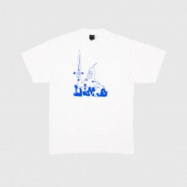 Футболка Dime Bellator T-Shirt White