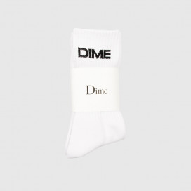 Носки Dime Socks 2-Pack White