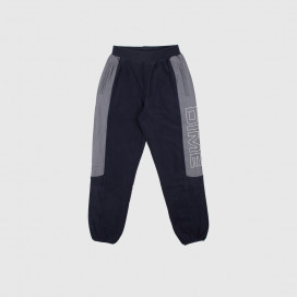 Штаны Dime Polar Fleece Track Pants Navy/Charcoal