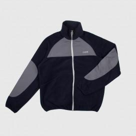Куртка Dime Polar Fleece Track Jacket Navy/Charcoal