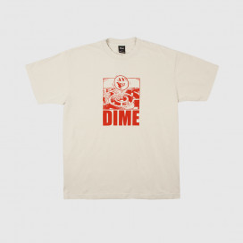Футболка Dime No Way Out T-Shirt Cement