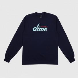 Лонгслив Dime Hotel Longsleeve Shirt Navy