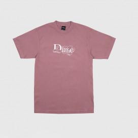 Футболка Dime Chilling Classic Logo T-Shirt Mauve