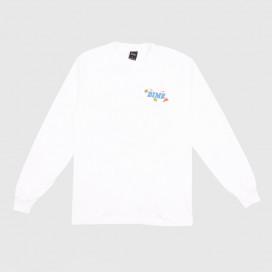 Лонгслив Dime Blade Longsleeve Shirt White