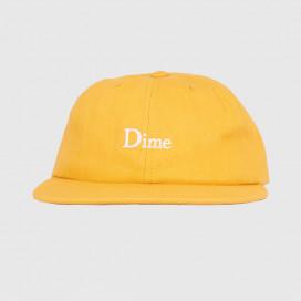 Кепка Dime Dime Classic Logo Cap Yellow