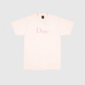 Футболка Dime Classic Logo T-Shirt Light Pink