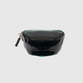 Сумка на пояс Eastpak Springer Glossy Green