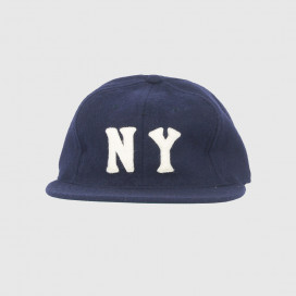 Кепка Ebbets Fields New York Black Yankees 1936 Navy