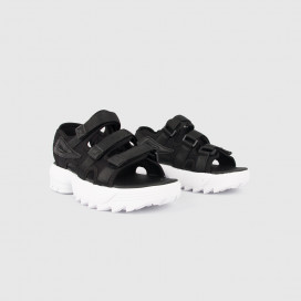 Сандали FILA DISRUPTOR SANDALS Black/White