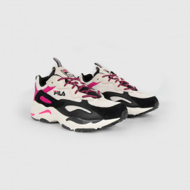 Кроссовки Fila Ray Tracer Women's Gardenia/Black/Pink Glo