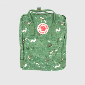 Рюкзак Fjallraven Kanken Art Green Fable