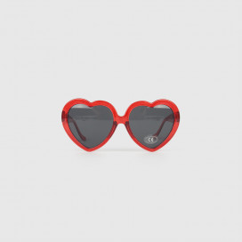 Очки Happy Hour Heart Ons Red Blue Lens