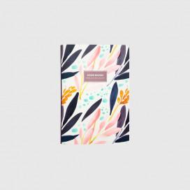 Скетчбук Hiver Books Leaf (S)