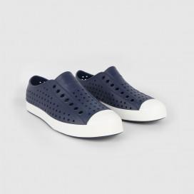 Кеды Native Shoes Jefferson Regata Blue/Shell White Native Shoes