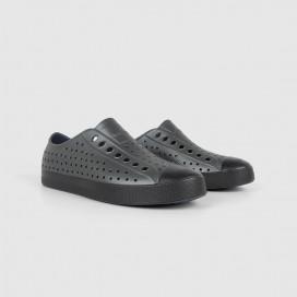 Кеды Native Shoes  Jefferson Metallic Darknite Metallic/Jiffy Black Native Shoes