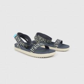 Сандали Native Shoes Juliet Print Darknite Grey/Zinc Grey/Zebra Cuddlefish