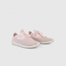 Кроссовки Native Shoes Apollo Moc XL Milk Pink/Shell White/Shell Rubber Triangle