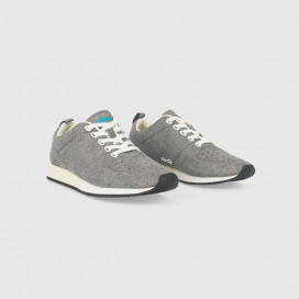 Кроссовки Native Shoes Cornell Pigeon Grey/Shell White