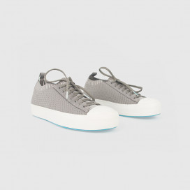 Кроссовки Native Shoes Jefferson 2.0 Liteknit Pigeon Grey/Shell White