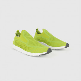 Кеды Native Shoes Ap Zenith Liteknit Palm Green/Shell White