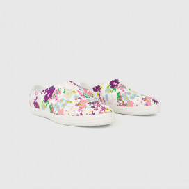 Кеды Native Shoes Jericho Print Shell White/Daisychain