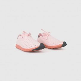 Кроссовки Native Shoes Apollo Moc Milk Pink/Dublin Gray/Pink/Rubber