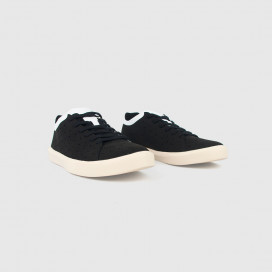 Кроссовки Native Shoes Monaco Low Jiffy Black/Shell White