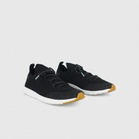 Кеды Native Shoes  AP Mercury Liteknit Jiffy Black/White