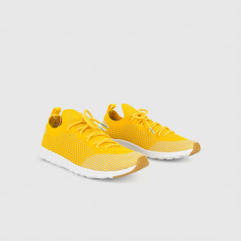 Кеды Native Shoes AP Mercury Liteknit Groovy Yellow