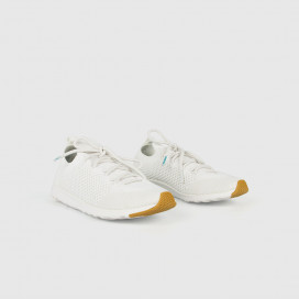 Кеды Native Shoes AP Mercury Liteknit Shell White/Shell Rubber