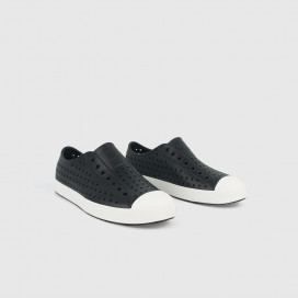 Кеды Native Shoes  Jefferson Jiffy Black/Shell White