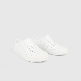 Кеды Native Shoes  Jefferson Shell White/Shell White