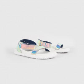 Сандали Native Shoes Juliet Hologram Pnkholo/Shlwht