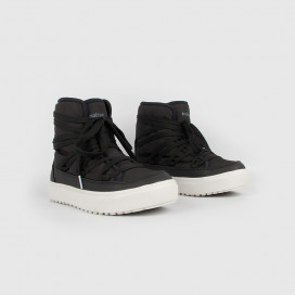Ботинки Native Shoes  Chamonix Jiffy Black/Shell White