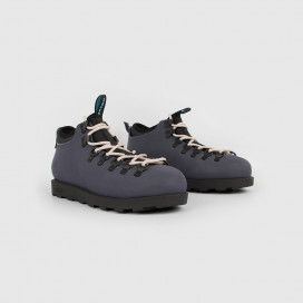 Ботинки Native Shoes  Fitzsimmons Onyx Black/Jiffy Black