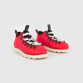 Ботинки Native Shoes  Fitzsimmons True Red/Bone White
